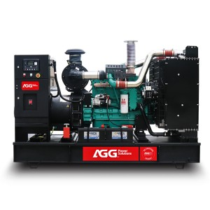 Manufacturer for 50hz 275kva Small Water Cooled Generator Silent Diesel Powered By Diesel Engine