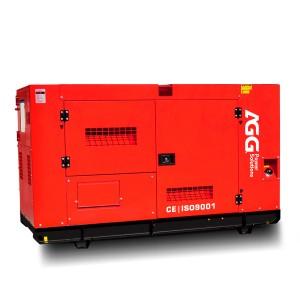 Supply OEM Stamford Alternator Generator 132kw 165kva Diesel Power Generator With Cummins Engine Featured Image