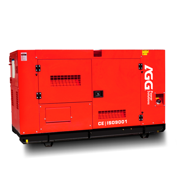 Manufactur standard Silent Generator -