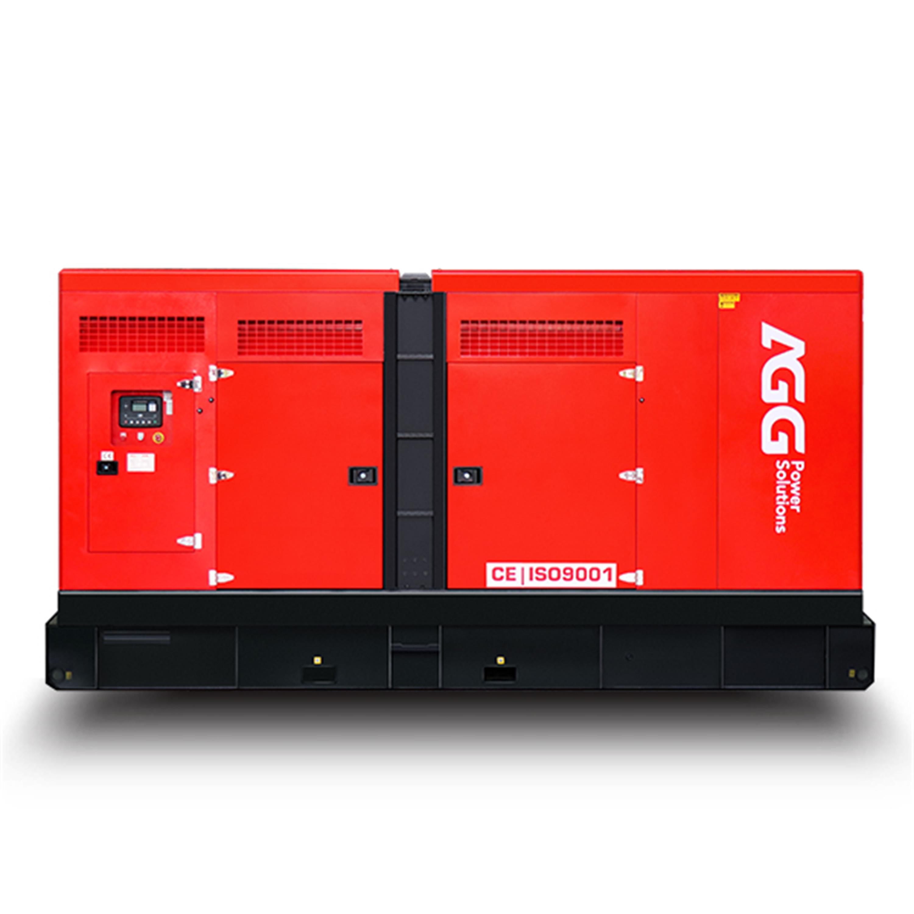 Hot Sale for Diesel Generators Price List - S510E6-60HZ – AGG Power Featured Image