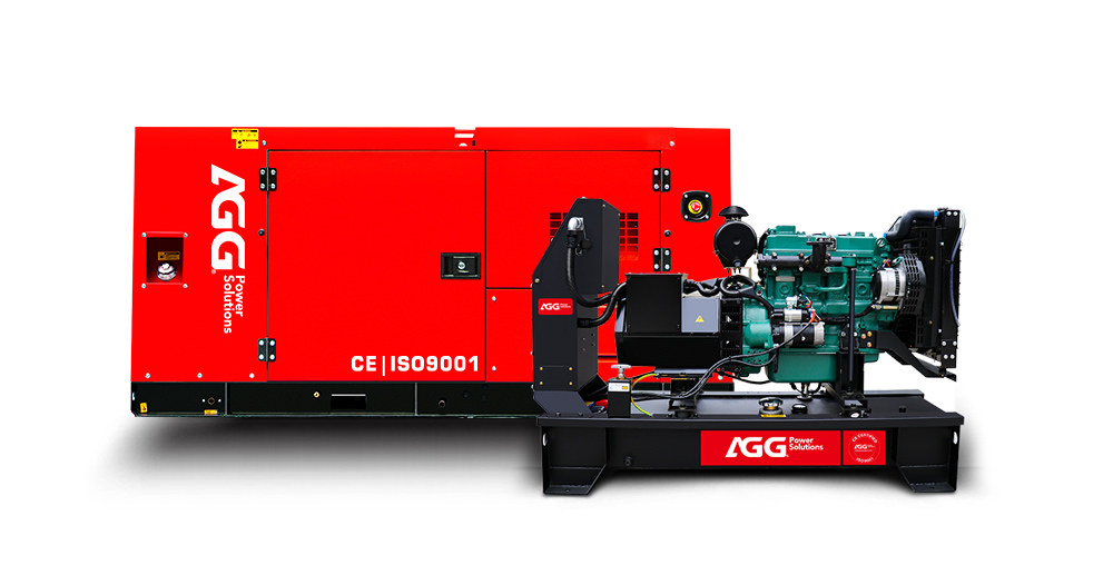 A Series 16.5-150 kVA