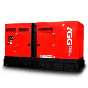 Factory Supply Water Cooled Diesel Generator -
