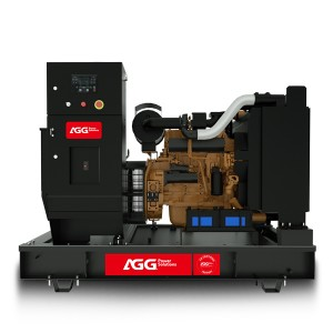 New Fashion Design for 300kw Generator Set -