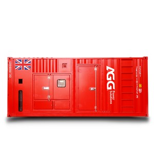 Leading Manufacturer for 1000kw Diesel Generator -