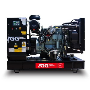 Popular Design for Electric Start Diesel Generator -