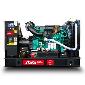 Factory source 132kw Generator Set -