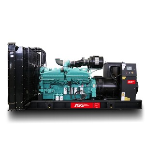 Competitive Price for Open Type Diesel Generator Set -