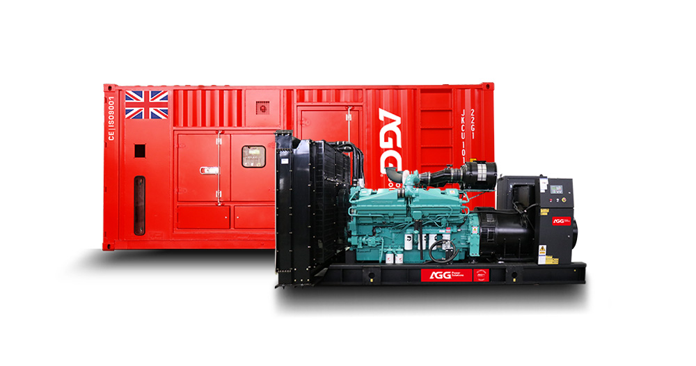 C Series 825-3438 kVA