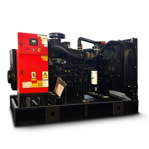 Good User Reputation for Best Prime Power 160kw 200kva Diesel Generator 175kw 220kva Standby Silent Generator