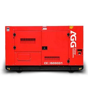 Manufactur standard Silent   Type 125kva Diesel Generator Set Engine Model 6bta5.9g2 Featured Image