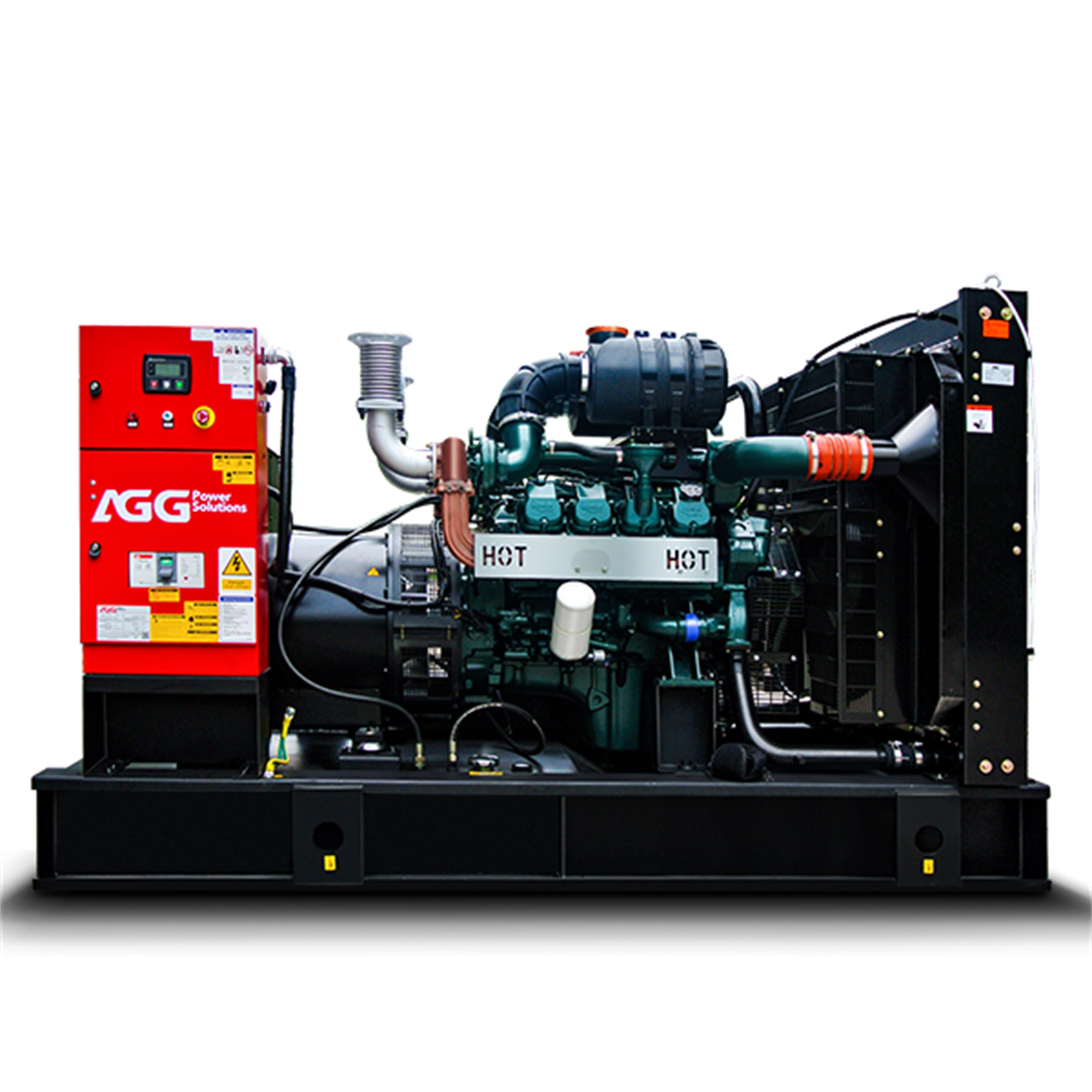 Manufacturer of Electrical Diesel Generator -