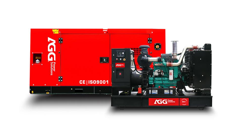C Series 33-300 kVA