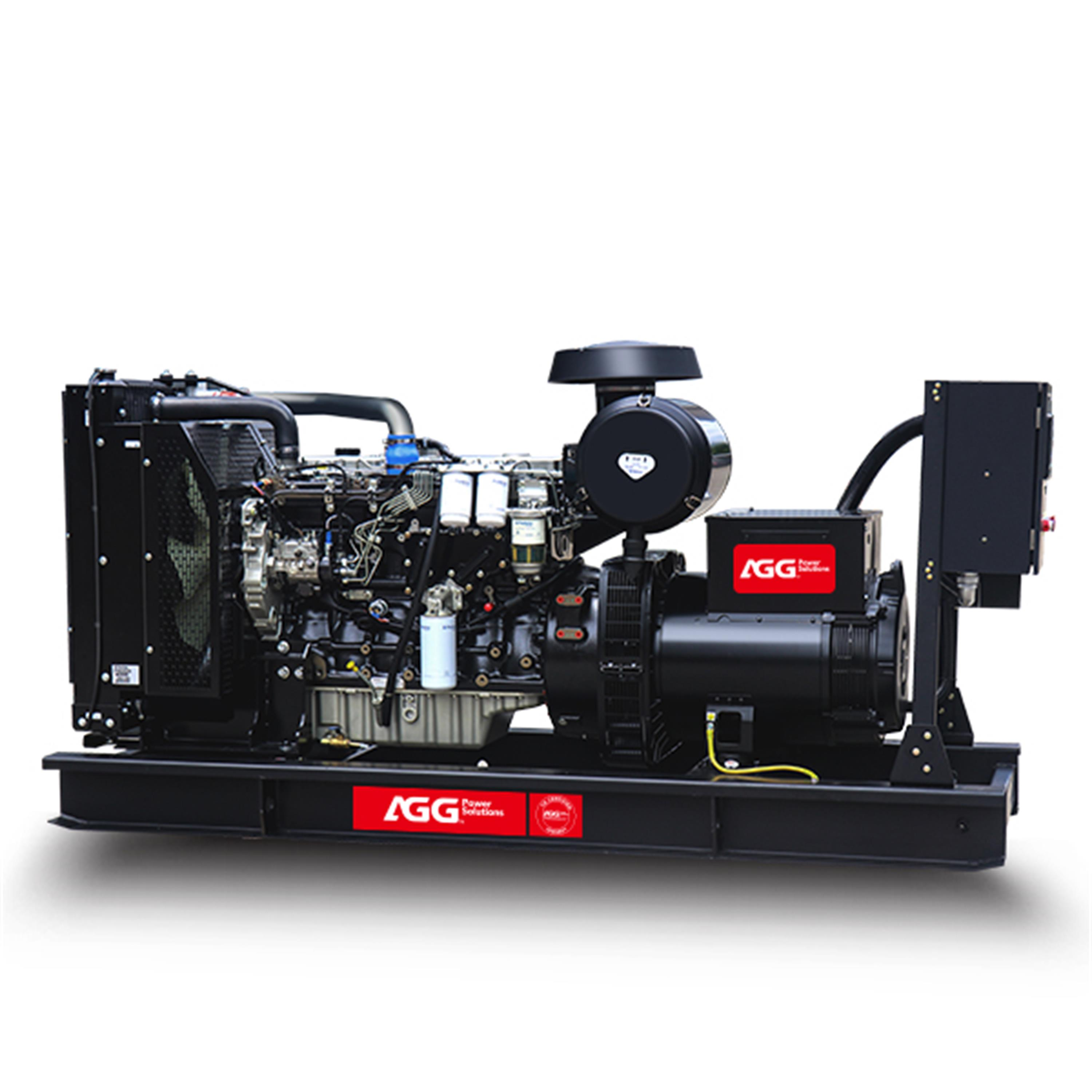 2019 Good Quality Single Phase Diesel Engine Generator – P938D6-60HZ – AGG Power Featured Image