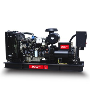 Discount Price 100kva Silent Diesel Generator -