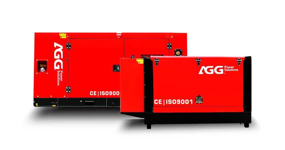 DE Series 22-250 kVA