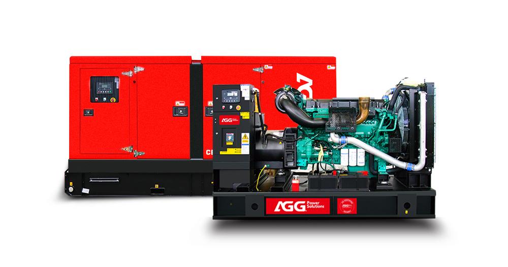 V Series 350-800 kVA