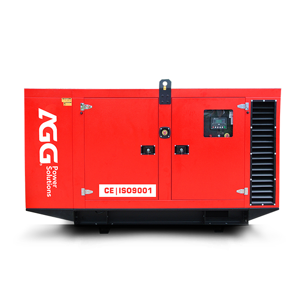 Chinese Professional With Cummins Diesel Engine Generator - DE125D5-50HZ – AGG Power Featured Image