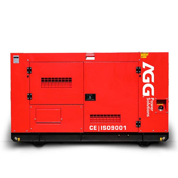 OEM manufacturer Industrial Diesel Generator - AF13D5-1P-50HZ – AGG Power Featured Image