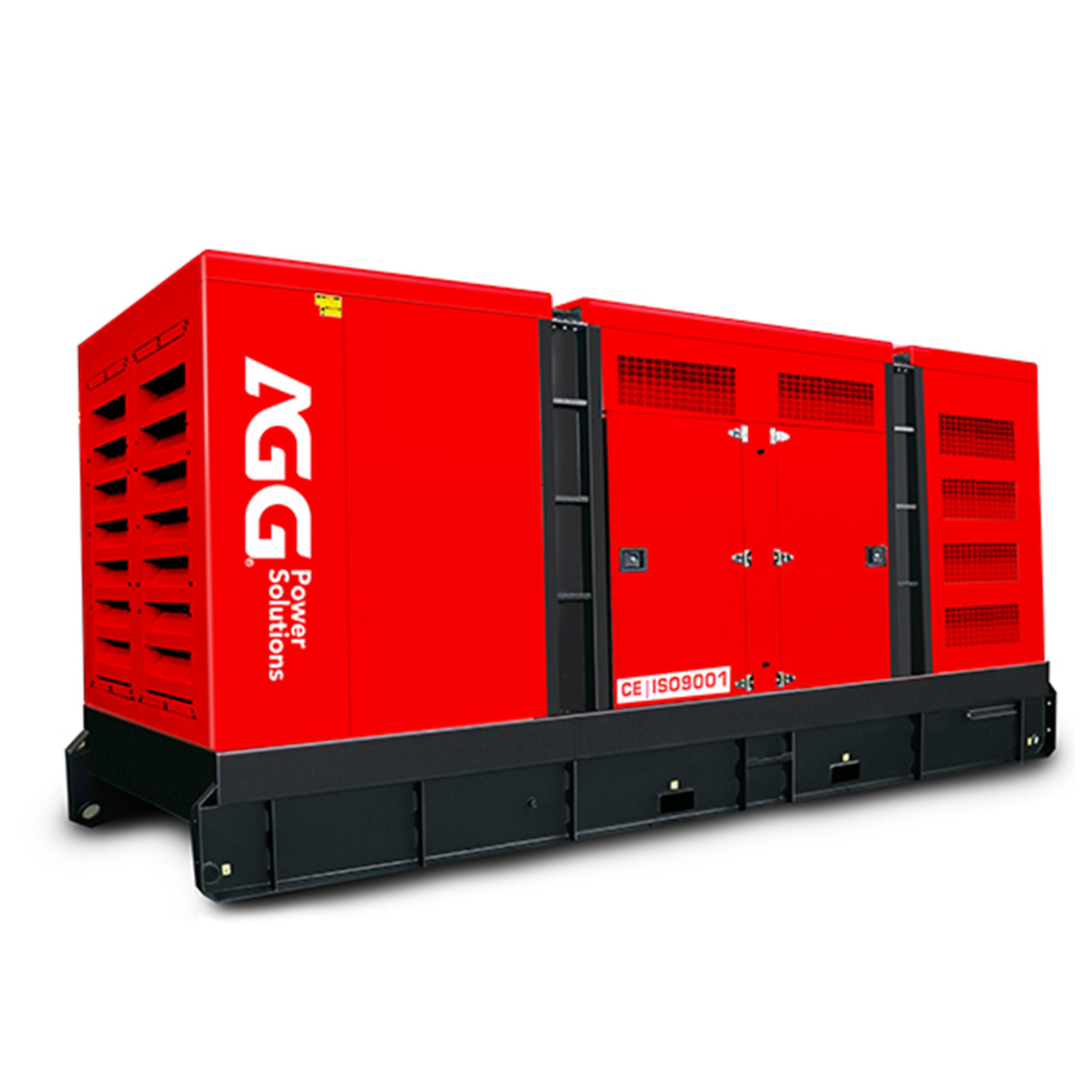 High reputation Diesel Generator With Air Cooled System - P938D6-60HZ – AGG Power Featured Image
