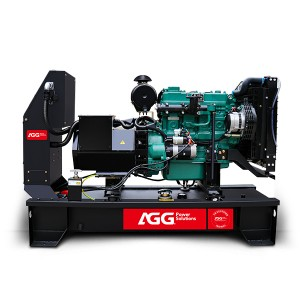 Leading Manufacturer for Water Cooled Generator -