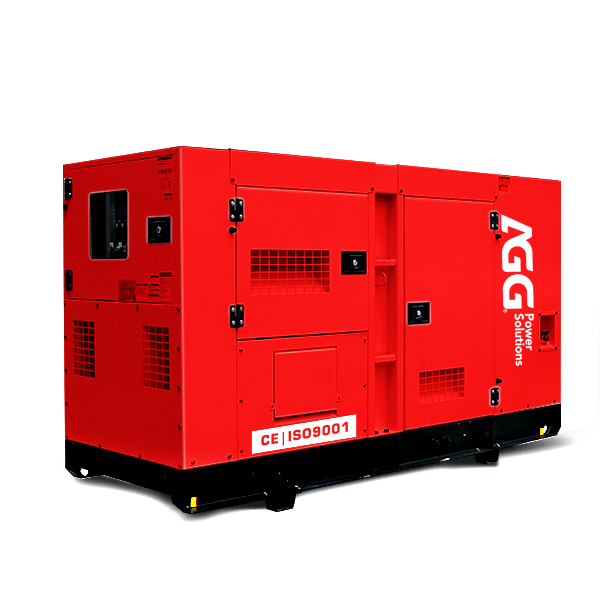 Good quality Diesel Generators - AS83D6-60HZ – AGG Power Featured Image