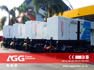 AGG Power Powering The 2018 Asia Games