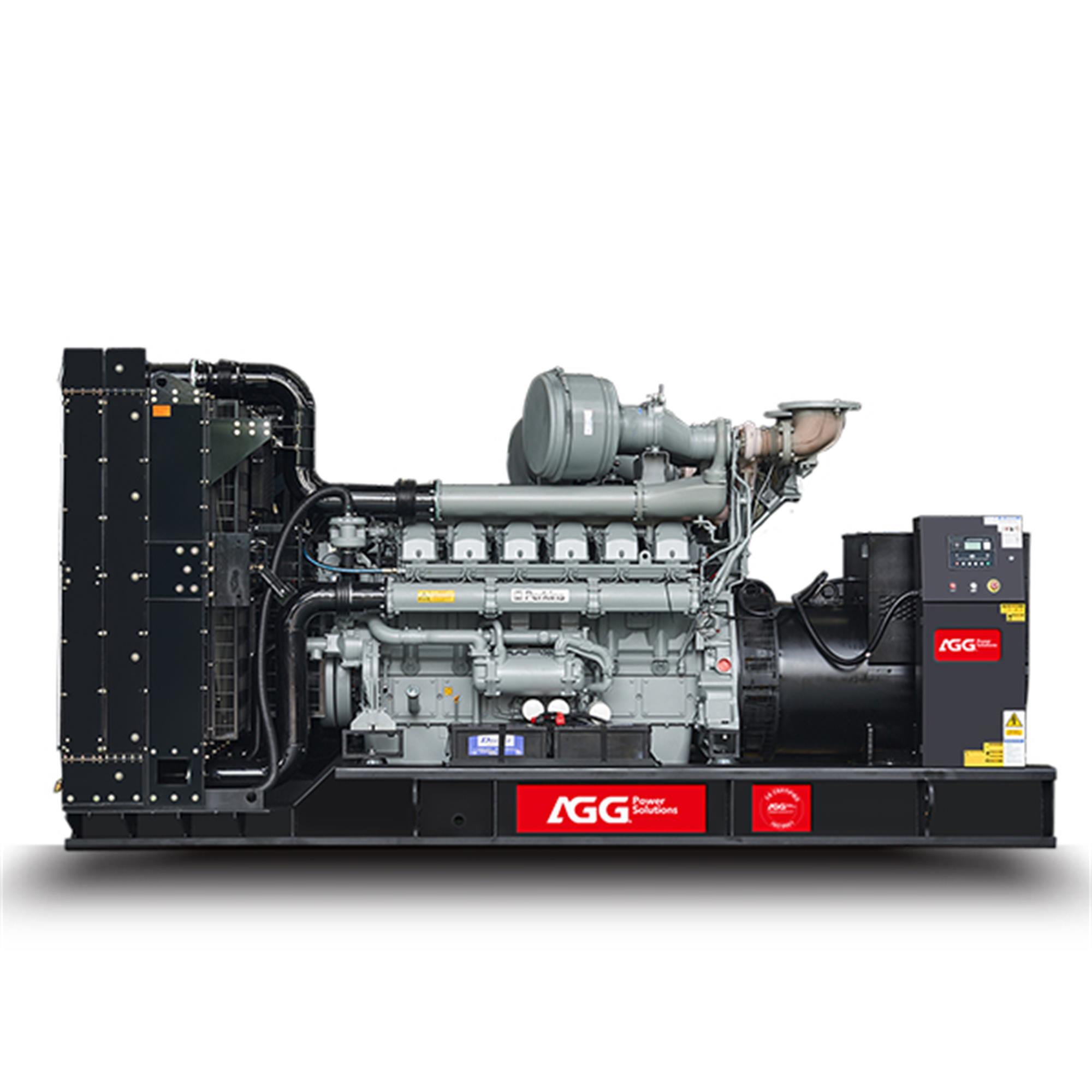 Popular Design for Silent Germany Made Diesel Generator -