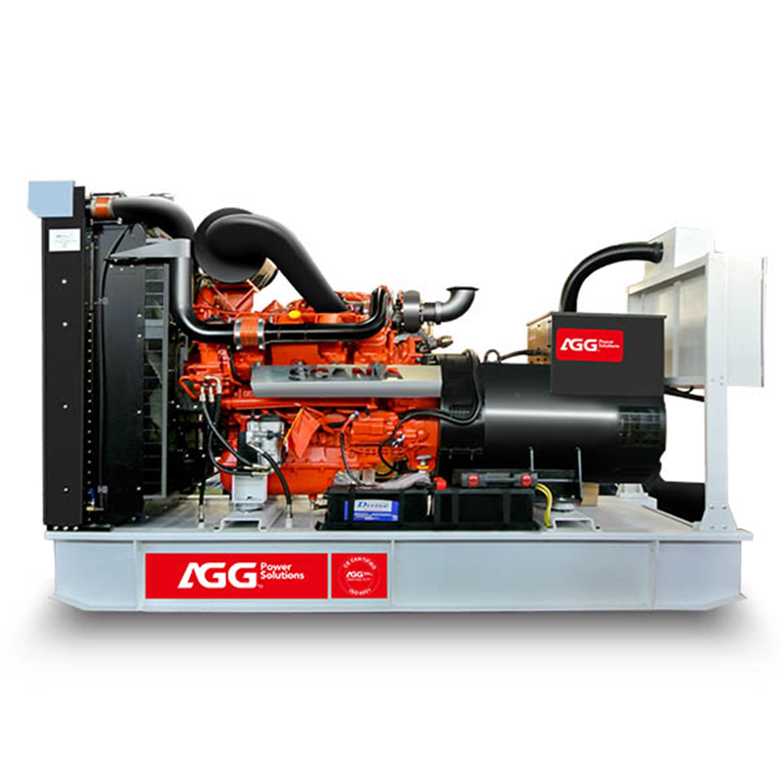 Best quality Volvo Penta Generator Set - S880E6-60HZ – AGG Power Featured Image