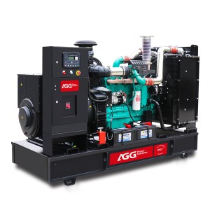 Supply OEM Stamford Alternator Generator 132kw 165kva Diesel Power Generator With Cummins Engine