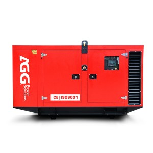 China Factory for 100kw 125kva Water Cooled Soundproof Type Movable Rated Voltage Hot Selling Automatic Diesel Generator Sets Featured Image